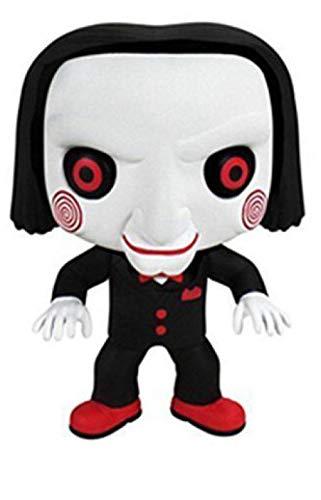 LPFLF Funko Pop Motosierra susto Modelo de Oficina de Mano Saw Billy Adornos Billy Clown Ghost Baby