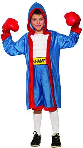 Forum Novelties Child's Boxer Boy Costume, Medium