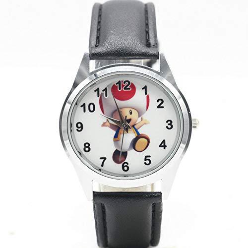 MIAOGE Orologi Moda Cartone Animato Orologio Wristwatch Ragazzo Studenti di Natale Relogio Orologio Regalo