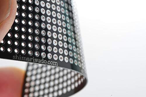 サンプル作成・DIYに 70×90mm 両面フレキシブル基板 ハサミで切れる「曲がる基板」小型品・入門品作成に