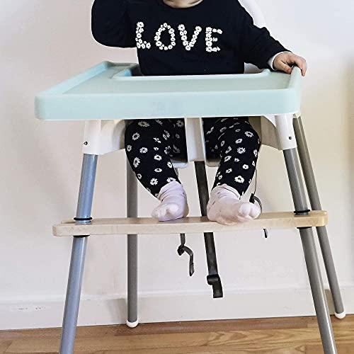 Ikea Antilop - Alfombrilla de silicona para silla alta
