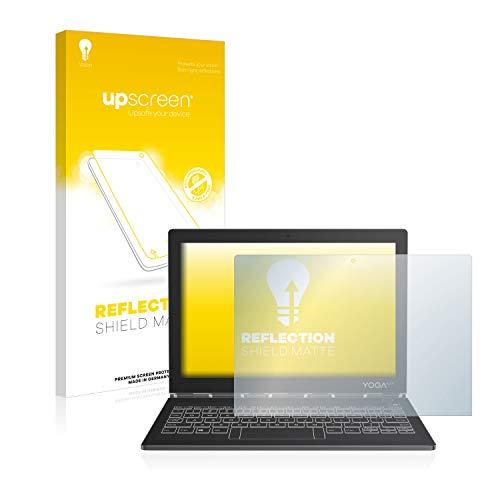 upscreen Entspiegelungs-Schutzfolie kompatibel mit Lenovo Yoga Book C930 10.8