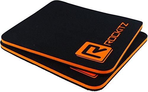 ROCKITZ Rockit Grip Pads | Premium Fitness Griffpolster für maximalen Grip | Handschutz Grippads | Krafttraining Hand Polster Griffpads | Crossfit Hand Schutz | Classic Serie