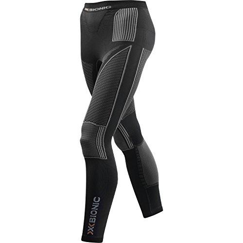 X-Bionic imperméable pour Adulte Lady acc UW Evo Pantalon Long-Noir/Gris-Taille xS/i020222