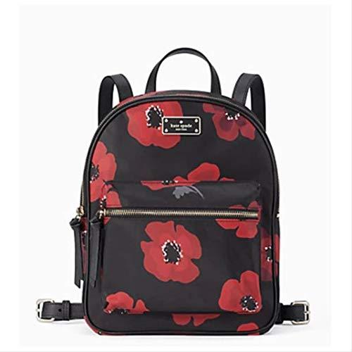 Kate Spade Small Bradley Wilson Road Poppy Backpack