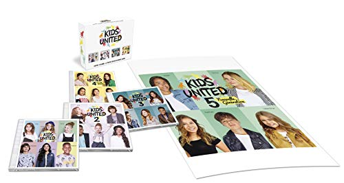 Coffret 4 Studio en CD+Poster Nouvel Album