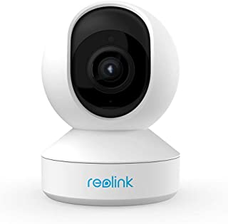 Reolink E1 Zoom 5MP Indoor Security Camera WiFi, 2.4GHz/5GHz Wireless IP Camera PTZ, Pan/Tilt and 3x Optical Zoom Baby Mon...