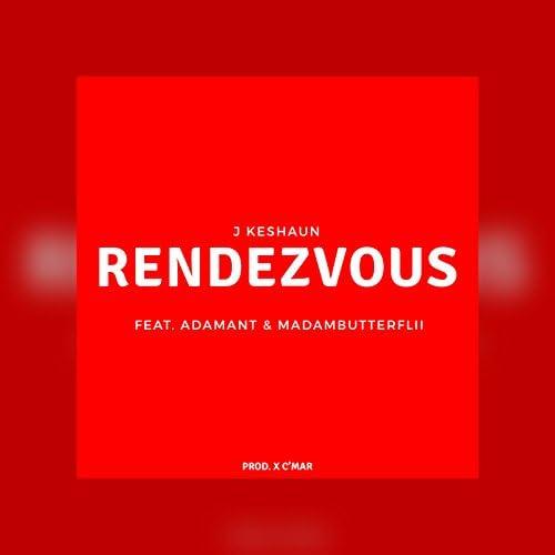 J Keshaun feat. Adamant & MadamButterFlii