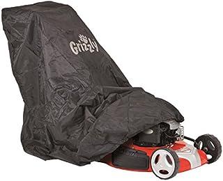 Cubierta para ventilador Escarificador Cortacésped de gasolina y otros dispositivos Jardín Grizzly universal cubierta lona carcasa cubierta Garaje para la mayoría de cortacésped hasta 56cm