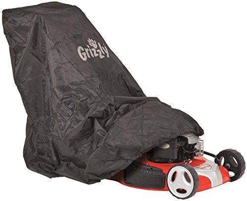 Grizzly Universal Abdeckhaube Abdeckplane Schutzhülle Haube Garage für die meisten Rasenmäher bis 56 cm