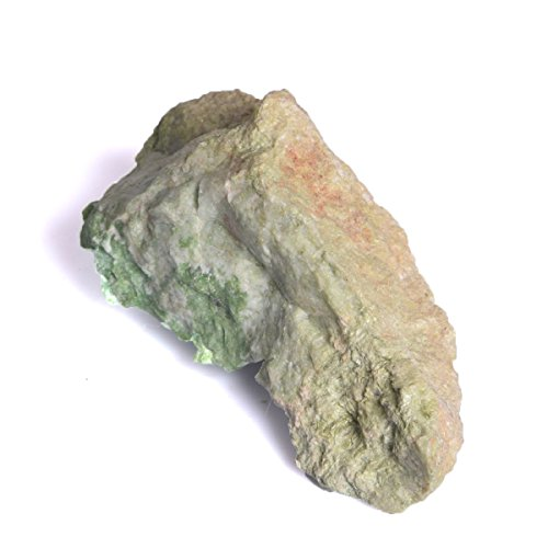 Gemhub Cristal de ópalo Verde Natural 468 CT Ópalo Rugoso Bruto Reiki Piedra Suelta de Reiki DQ-222