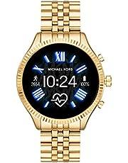 Michael Kors Gen 5 Lexington Smartwatch connectée avec Wear OS de Google et Haut Parleur, GPS, Rythme Cardiaque et Notifications Smartphone