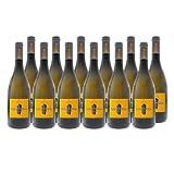 Vin de Savoie Chignin Bergeron La Peyse Blanc 2016 - Philippe et Sylvain Ravier - Vin AOC Blanc de Savoie - Bugey - Cépage Roussanne - Lot de 12x75cl