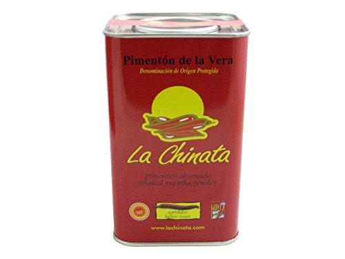 La Chinata Pimenton de la Vera Agridulce DOP (Bittersweet Smoked Spanish Paprika Powder) Food Service Size