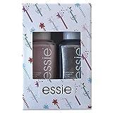 Essie Fairy Chic Shimmer Nagellack, Duo Kit, 1 Stück