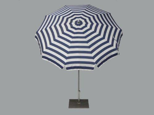 Maffei Inox Parasol Rond Diamètre 200 cm