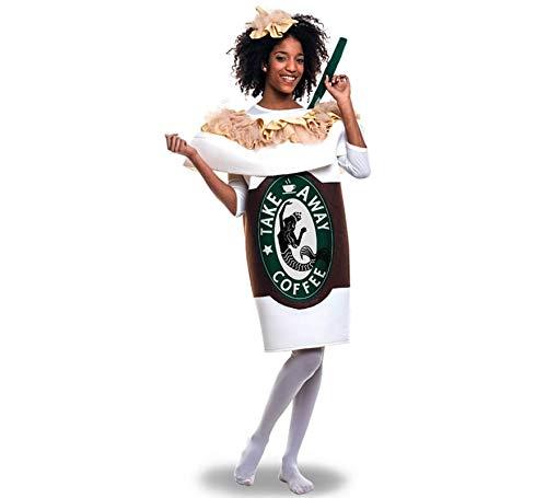 Disfraz de Taza De Caf para adultos