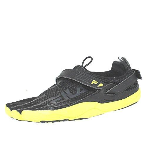 81c32723c140 Save 30% FILA® Skele-Toes 2.0 Outdoor Shoes - Men Black Lime (10) For Sale
