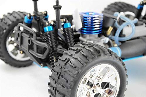 RC Auto kaufen Monstertruck Bild 4: 1:10 Amewi Monster M 3,0 ccm Nitro*