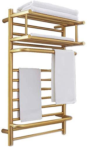 N/Z Mobiliario para el hogar Calentador de Toallas Calentador de Toallas con calefacción Secador de Toallas eléctrico Calentador de Montaje en Pared Enchufe/Cableado Calentador de Toallas para baño R