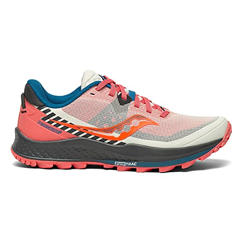 Saucony Women's Peregrine 11 Jackalope Trail Running Shoe, 9
