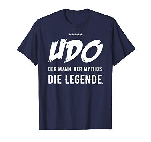 Udo T-Shirt, lustige Geschenk-Idee