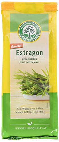 Lebensbaum Estragon, geschnitten und getrocknet, 15 g