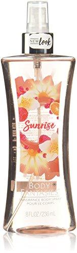 Body Fantasies Signature Fragrance Body Spray, Sweet Sunrise Fantasy, 8 Fluid Ounce by BODY FANTASIES SIGNATURE