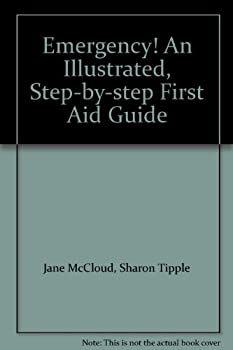 Unknown Binding EMERGENCY! First Aid Step-By-Step Book