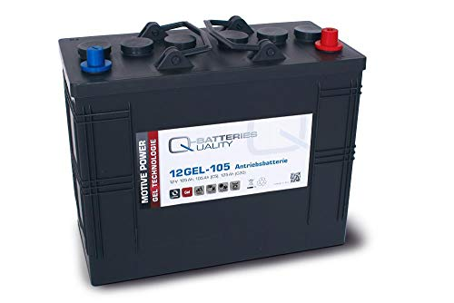 Q-Batteries Antriebsbatterie...
