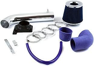RL Concepts Blue Short Ram Air Intake Kit + Filter 00-05 Mitsubishi Eclipse 2.4L 4-cylinders / 3.0L V6 Engine 99-03 Galant 2.4L/3.0L