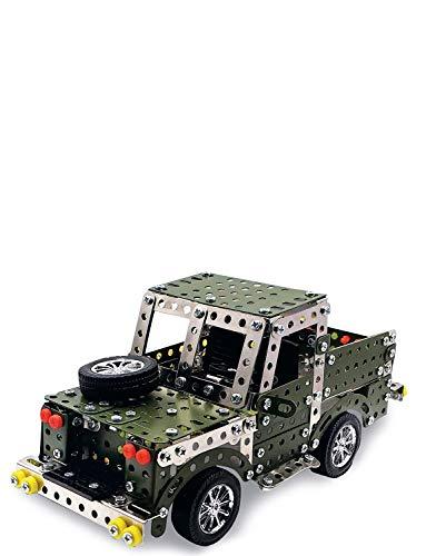 Land Rover Construction Set