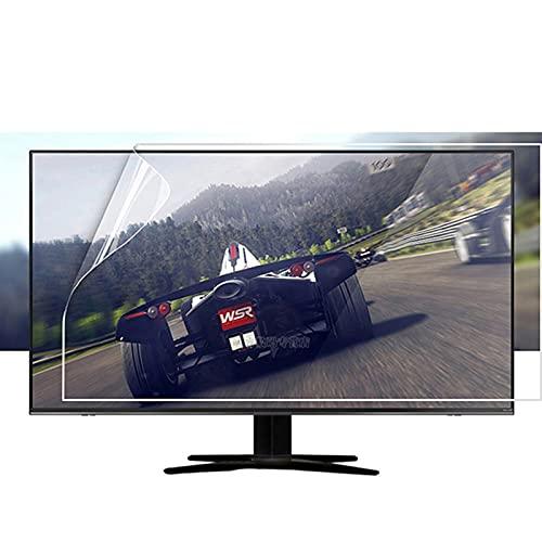 Filtro a schermo piatto anti-blu per monitor desktop da 32-52 pollici e schermo TV Ridurre l'affaticamento degli occhi e l'occhio deformazione materiale smerigliato anti-anti-riflettore,49' 1075*604