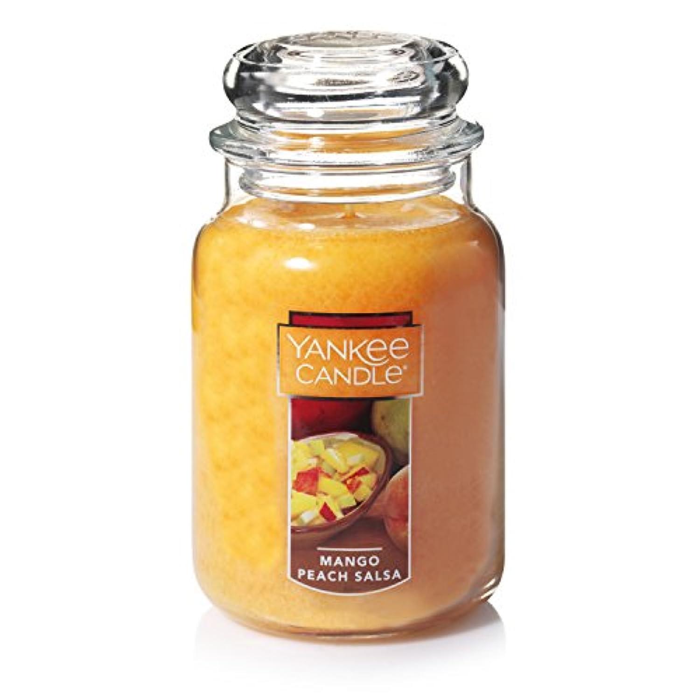 Yankee Candle Large Jar Candle, Mango Peach Salsa - 1114681Z