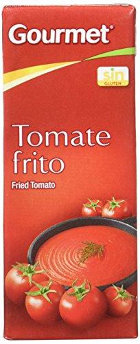 Gourmet Tomate Frito 210 g (Paquete de 3)