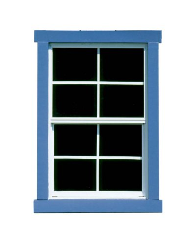 """Handy Home Products 22"""" x 30"""" Window with Screen"""