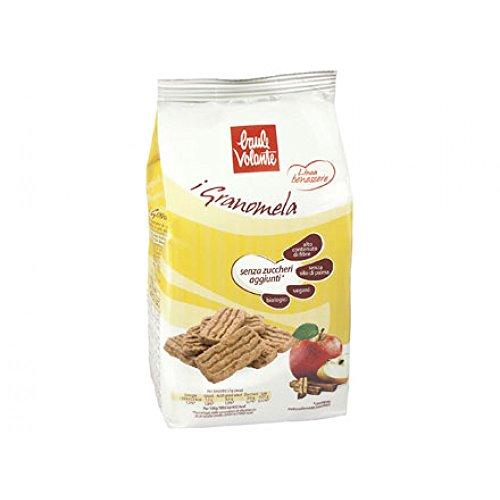 Baule Volante I Granomela Biscotti Integrali Senza Zuccheri Aggiunti 250g