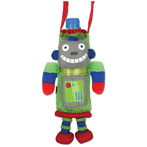 Stephen Joseph Bee Buddy Flasche, mehrfarbig Roboter mehrfarbig