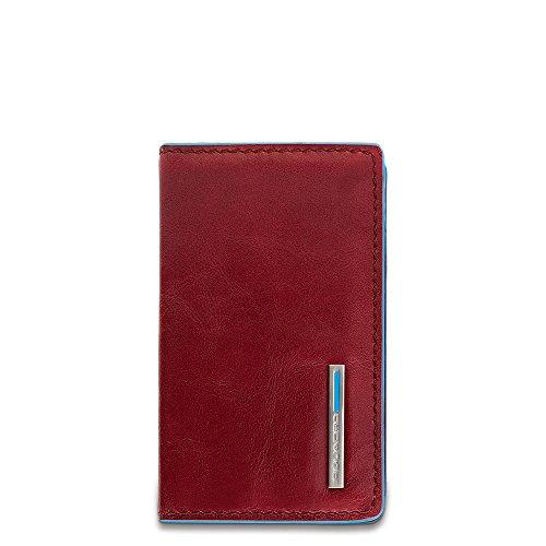 Piquadro Visitenkartenhüllen, Rot