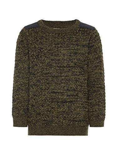 Name it 122/128 Pull en tricot Vert