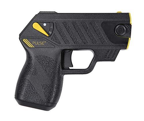 TASER Pulse+ Self-Defense Tool with Noonlight Integration (Black)