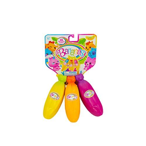 Bananas Banane BB997503Pack Collectible Toy, Nylon/a