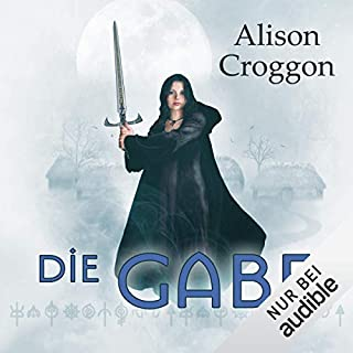 Die Gabe     Pellinor-Saga 1              Autor:                                                                                                                                 Alison Croggon                               Sprecher:                                                                                                                                 Elisabeth Günther                      Spieldauer: 17 Std. und 48 Min.     376 Bewertungen     Gesamt 4,4