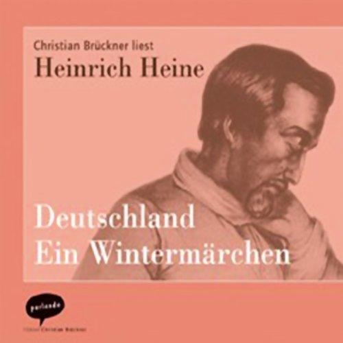 Deutschland. Ein Wintermärchen Titelbild