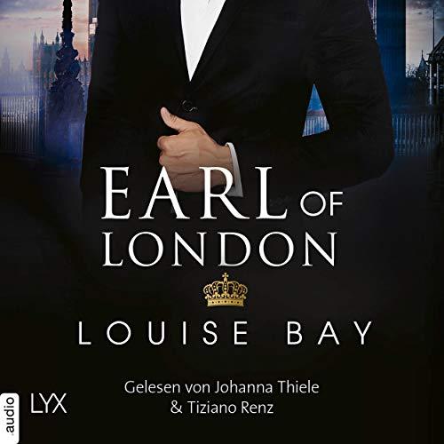 Page de couverture de Earl of London (German edition)