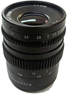 Best slr magic 35mm t0 95 Reviews