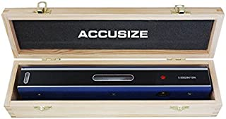 Accusize Industrial Tools 12'' Master Precision Level in Fitted Box, Accuracy 0.0002''/10'', S908-C687