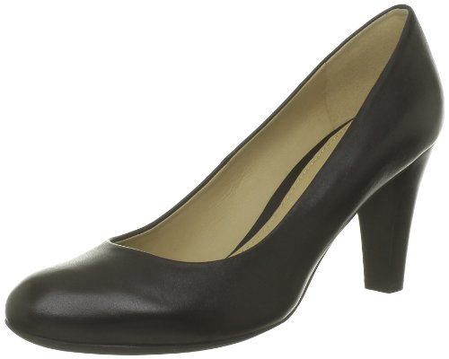 Geox D Mariele HIGH, Damen Pumps, Schwarz (BLACKC9999), 36.5 EU (3.5 Damen UK)