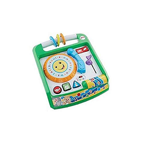 Fisher-Price fbm38 Laugh and Learn Remix Reproductor de Record