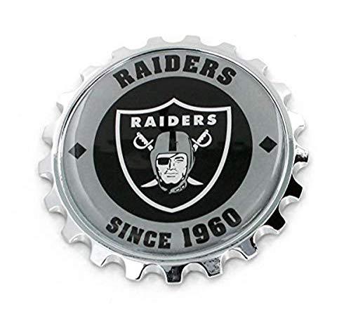 aminco NFL Oakland Raiders Heavy Duty Emblem
